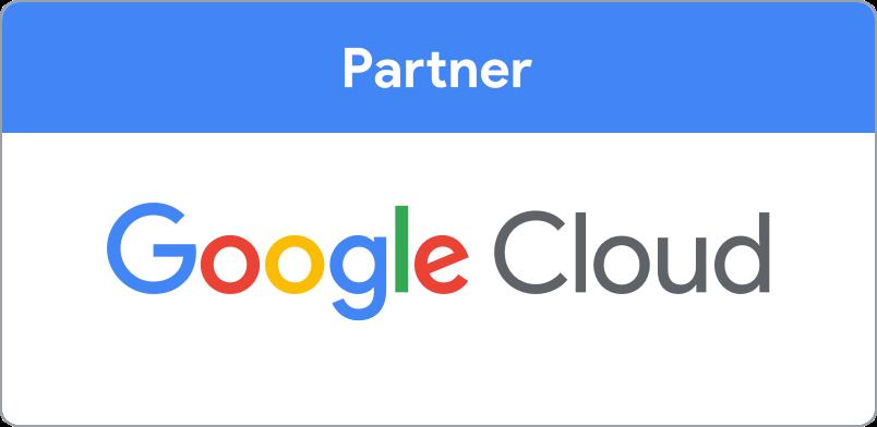 image of google cloud symbol